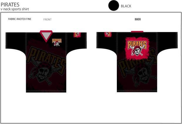Pirates Sports Shirt 080413