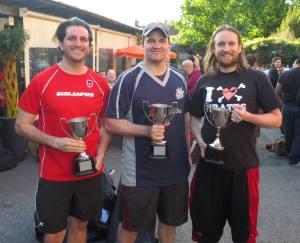 Firstball winners